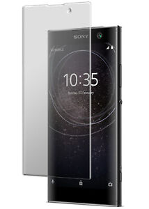 Roxfit Curved Clear Tempered Glass for Sony Xperia XA2