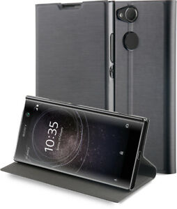 Roxfit Standing Book Case for Sony Xperia XA2