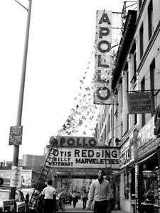 The Apollo Theater in Harlem. Otis Redding Billy Stewart an Photos by Getty
