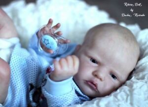 Reborn Baby Mark. Mold Atticus от Laura Lee Eagles.
