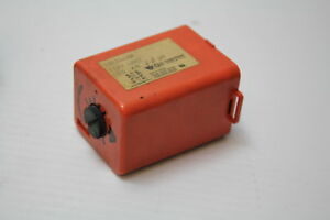 Eagle Signal 80E2A602 Time Relay Used