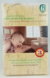 GUARDIAN Nursery Furniture Fabric Protection Program New