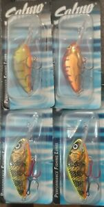 Salmo Hornet H6F GFP Gold Fluo Perch 2.5