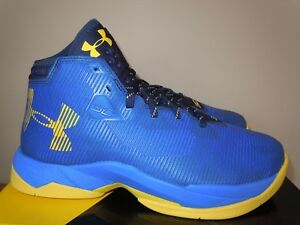 NIB BOYS GIRL UNDER ARMOUR UA STEPH CURRY 2.5 BASKETBALL SHOES 1274062-400 7 Y