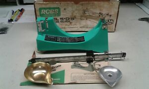 RCBS 505 Reloading Powder Scale