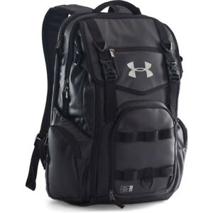 [1261824-001] New Men's UA Under Armour Storm Coalition Bag Backpack - Black