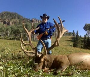 The cow hunts are $1495 and the 4th season Bull hunts are $3495.