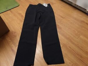 bnwt-Under Armour black  boys dress casual loose fit golf pants size extra large