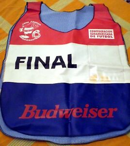 COPA AMERICA PARAGUAY 99 - PHOTOGRAPHER VEST FINAL ORIGINAL - FOOT BALL