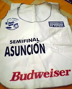 COPA AMERICA PARAGUAY 99 - PHOTOGRAPHER VEST SEMI FINAL ORIGINAL - FOOTBALL