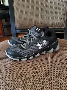 Under Armour Boys Running Sneakers Size 1y