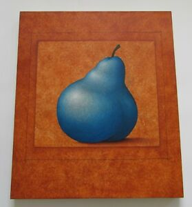 Signed Van Dyke Jones Santa Fe Oil Painting quot;Blue Pearquot; 2000 $1900.00