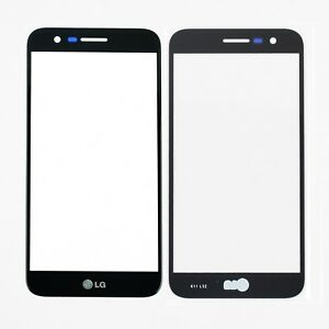 Front Outer Glass Lens Screen For LG K10 2017 M257 X400 MP260 K20 Plus VS501 USA
