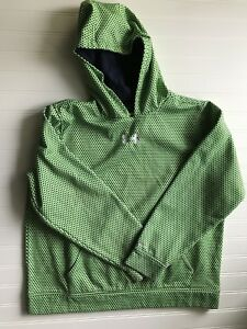 Under Armour Storm Hoodie Youth Size XL Girls Boys Green Navy Pullover YXL Loose