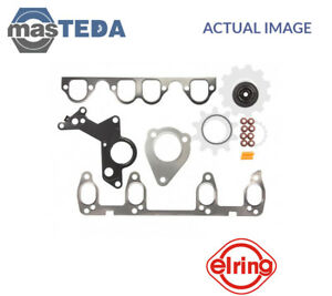 ENGINE TOP GASKET SET ELRING 655360 I NEW OE REPLACEMENT