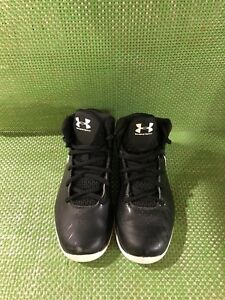 Boys Under Armour Basketball Shoes Size 2