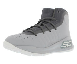Under Armour Ps Curry 4 Mid Basketball Kid's Shoes Size