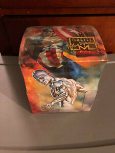 1996 Marvel Masterpieces factory sealed box