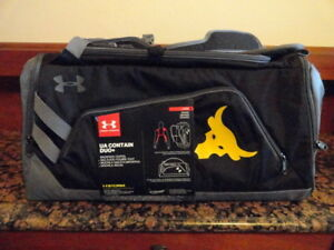 New! UA UNDER ARMOUR STORM PROJECT X ROCK CONTAIN DUO+ BACKPACK DUFFLE 2-in-1