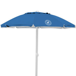 Caribbean Joe 7 Foot Beach Umbrella With UV and Carrying Case CJ-TUVC84