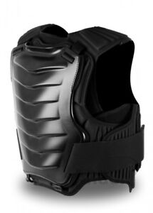 Secpro RCS2 Upper body and Shoulder Protector - LargeXL (Black)