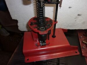 MEC 761R GRABBER PROGRESSIVE 12 GA SHOTSHELL RELOADING PRESS[LOT 356]
