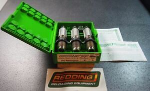 Redding 280 Rem Deluxe 3-Die Set-(84142)-with Shell Holder