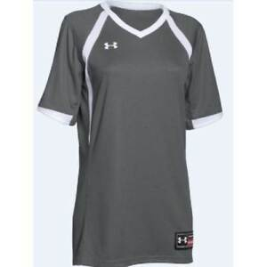 Under Armour Women's Stock Cutoff Softball Jersey