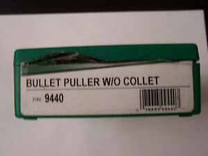 RCBS Bullet Puller (with two collets)