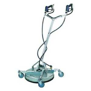 MOSMATIC 80.786 Industrial Duty 5000 psi Water Rotary Surface Cleaner