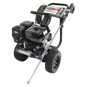 SIMPSON PS3835 Heavy Duty 3800 psi 3.5 gpm Cold Water Gas Pressure Washer