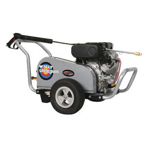 SIMPSON WS4050V Heavy Duty 4000 psi 5.0 gpm Cold Water Gas Pressure Washer