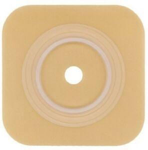 MCK Ostomy Barrier Trim to Fit Without Tape 1-12 Inch Flange 4 X 4 Inch