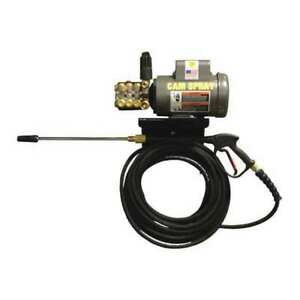 CAM SPRAY 1500EWM2A Light Duty 1500 psi 2.0 gpm Cold Water Pressure Washer