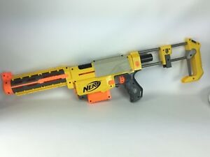 Nerf N-Strike Recon CS-6  Gun Rifle cos play with magazine clip movie prop