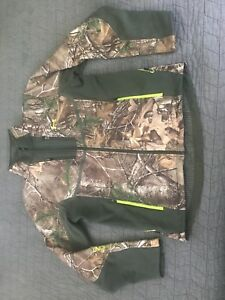 Under Armour Camo Gear Collection (Softshell Jacket Pants Shirts and Backpack