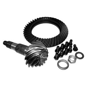 For Jeep Wrangler 07-15 Crown Rear Ring & Pinion Gear Set w 1/2