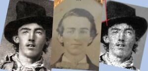 Original photo of a young Billy The Kid?