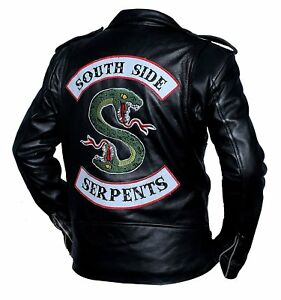 Southside Serpent Riverdale Jughead Jones Cole Sprouse Only for Mens Jacket