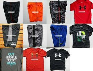 UNDER ARMOUR BOYS 3T ~ SUMMER ~ SHORTS ~ T-SHIRTS ~ BRAND NEW ~ 11pc
