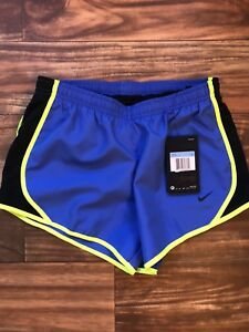 Nike Girls Dry-Fit Running Shorts Size M 848196-461 Kids
