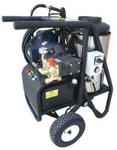 Pressure WasherWall Mount5HP34 CAM SPRAY 2000SHDE