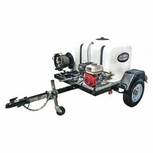 Heavy Duty 3200 psi 2.8 gpm Cold Water Pressure Washer SIMPSON 95000