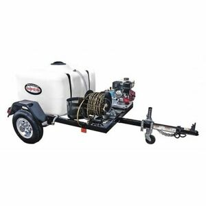 Heavy Duty 3800 psi 3.5 gpm Cold Water Pressure Washer SIMPSON 95001