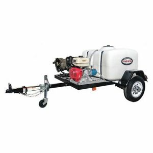Industrial Duty 4200 psi 4.0 gpm Cold Water Pressure Washer SIMPSON 95002