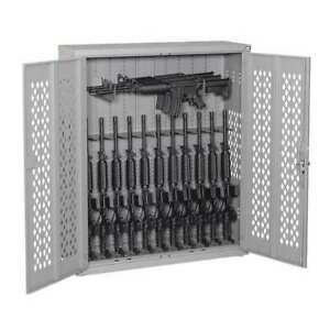 Rifle Cabinet15 Rifles50