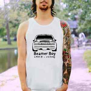 Cry Baby Beamer Boy Album Logo Tank Top For Sport