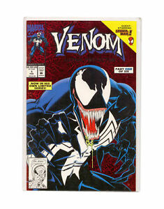 Venom: Lethal Protector #1 (Marvel 293) cgc 9.8 ss Stan Lee 42514 Classic!!!