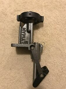 Lyman T-mag II with accessories (See description for details)