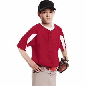 Under Armour Youth Stock Rally Baseball Jersey